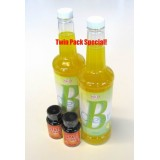 B-Clear & Stat Rapid Detox Kit - Twin Pack - SAVE!